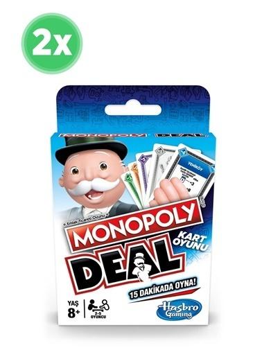 Hasbro Monopoly Deal X 2 Adet Renkli